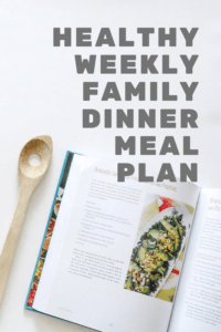 Quick, easy, healthy dinner ideas for the family. FivePlates.com