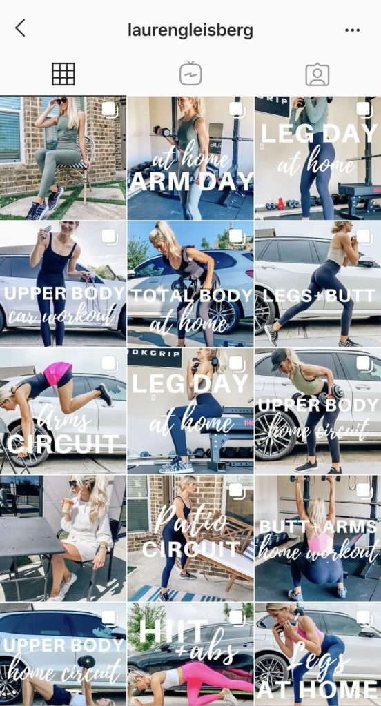 Favorite at-home workout resources, that are mostly free too! Lauren Gleisberg. FivePlates.com