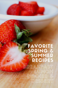Best Spring & Summer Breakfast, Dinner, Dessert Recipes. FivePlates.com