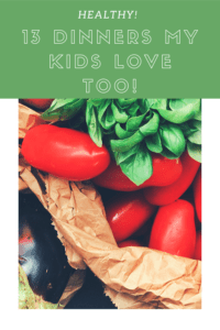 13 healthy dinner recipes and ideas that my kids love too! FIvePlates.com