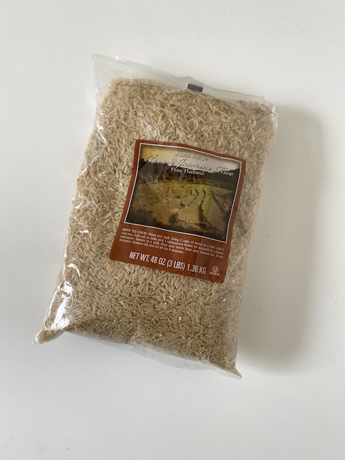 TJs Staple Items: Trader Joe's Brown Jasmine Rice