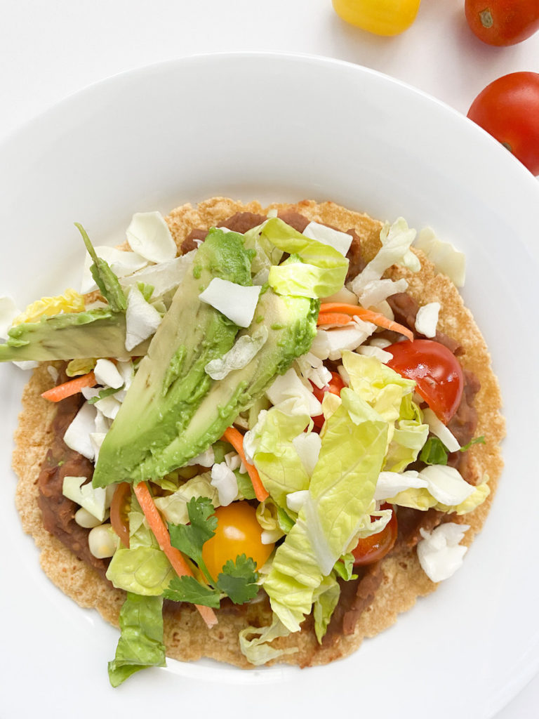 9 Vegetarian Recipes to Try on the Grill this Summer: Grilled Tostadas | FivePlates.com