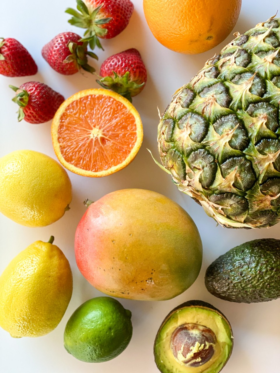 Fruits in season in the Spring: Spring Produce Guide for March, April, May. fiveplates.com