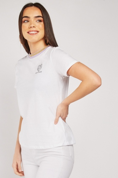 Best places to shop for basic clothing for women- Basic Tee