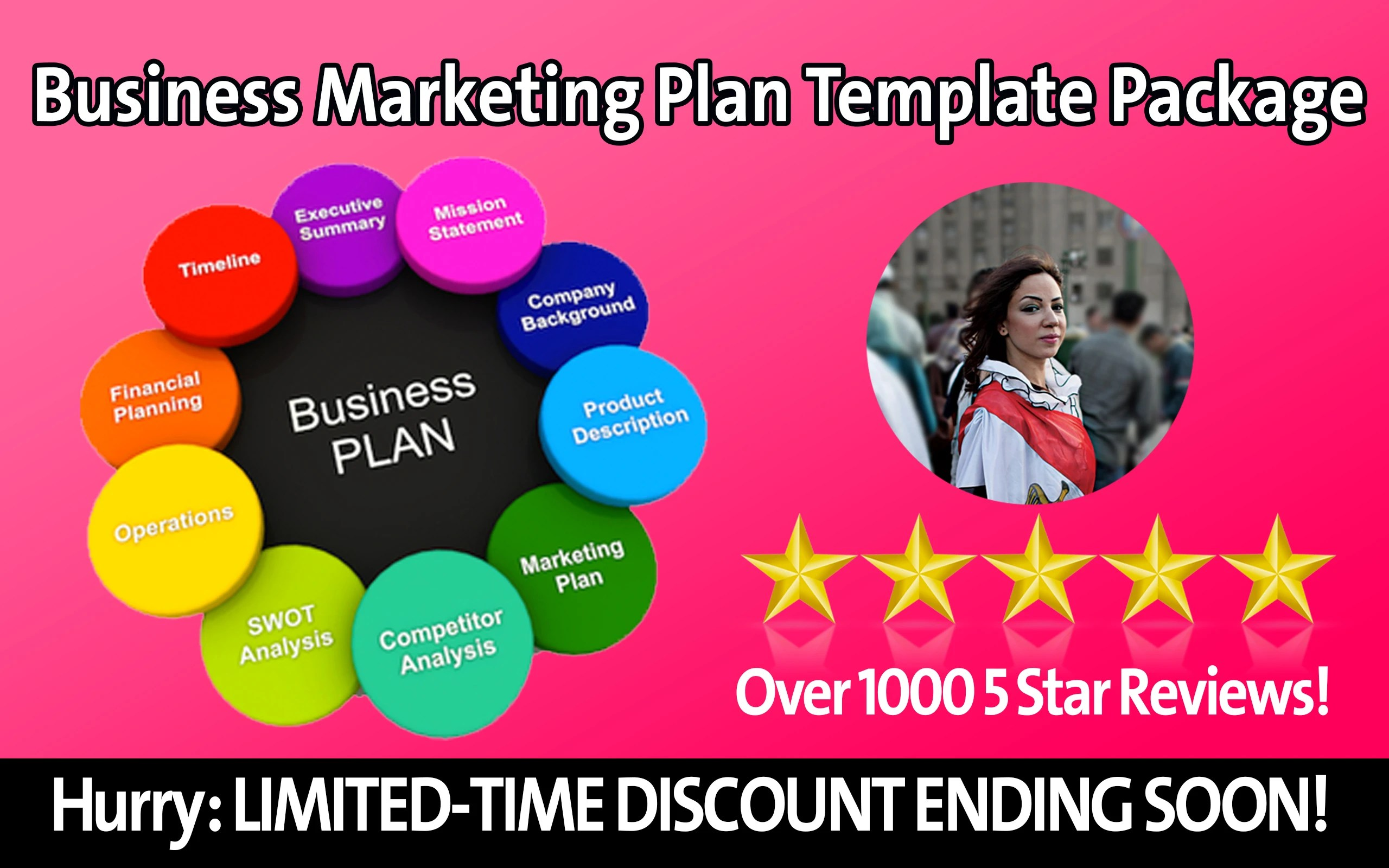 You want to make sure that you understand what kind of strategies need to be implemented and how they should be done to ensure that both marketing and sales expectations are met. Give Professional Business And Marketing Plan Template Package By Emailat Fiverr