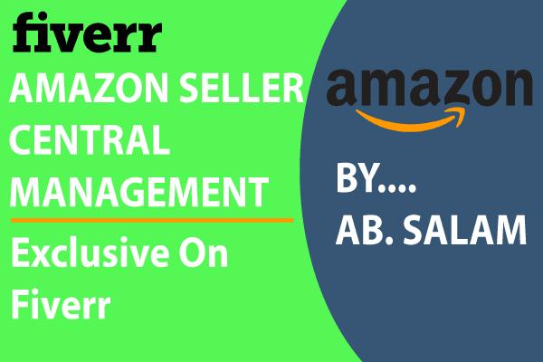 amazon seller central keywords