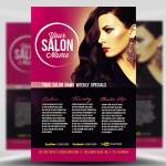 Do Fashion Flyer Beauty Salon Flyer Poster Price Lists By Taslima 16