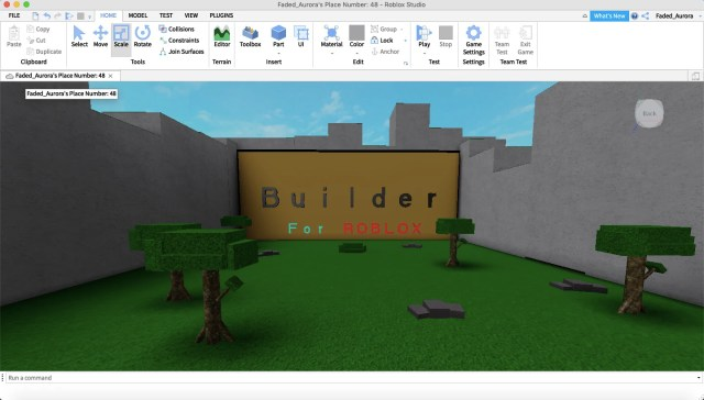 Can teach you how to build on roblox studio by Ethandumoulin  Fiverr