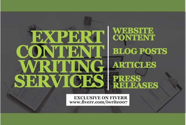 Write articles on news and politics for your website by Iwrite29