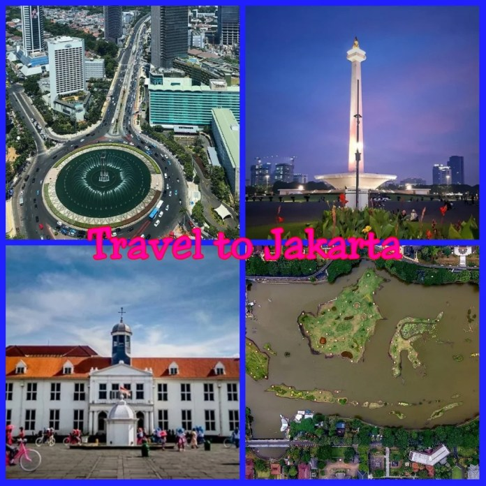Plan Your Travel Itinerary In Jakarta Indonesia By Tatainhere