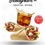 Create An Awesome Flyer For Your Restaurant By Sebastiaann