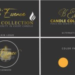Do Professional Candle Wick Or Scent Business Logo By Ytdesignerxpert