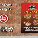Design Food Poster For Your Restaurant Custom Food Poster By Waleedbkhalid