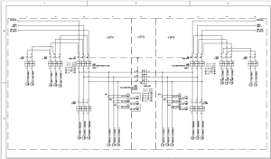 Autocad Electrical CAD Schematic | Fiverr