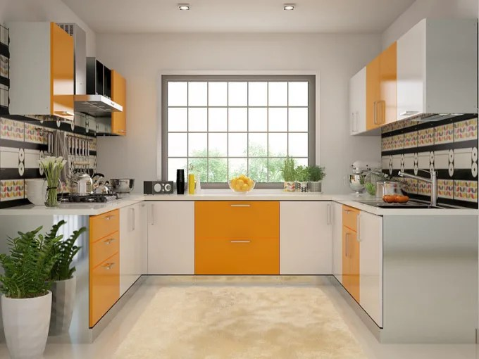 3d model of modular kitchen by Jenniesharma on Model Kitchen Design  id=19682