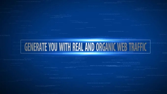 do MLM USA promotion to drive organic traffic to your website