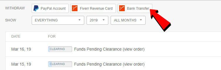 cách rút tiền từ fiverr về payoneer 2