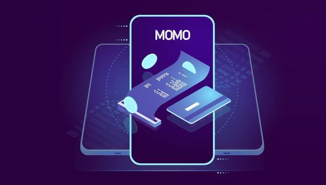 kiếm tiền với ví điện tử momo bài viết