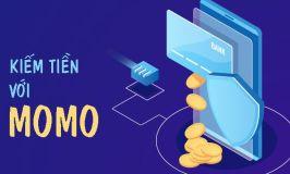 kiếm tiền với ví điện tử momo thumbnails