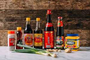 Chinese Sauces, Vinegars, and Oils