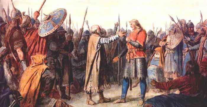 How different were Swedish Danish and Norwegian Vikings?