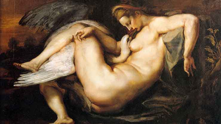 The Sexual Politics of Yeats's 'Leda and the Swan'