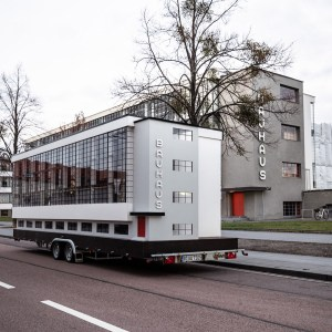 Bauhaus Bus Embarks on World Tour to Explore a Global Legacy