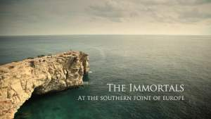 The Immortals at the southern point of Europe