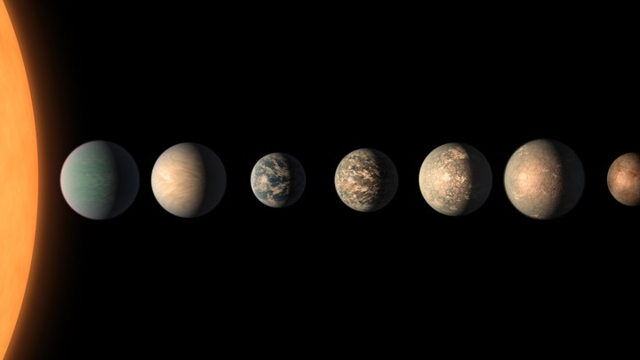 The Bizarre Planets That Could Be Humanity's New Homes
