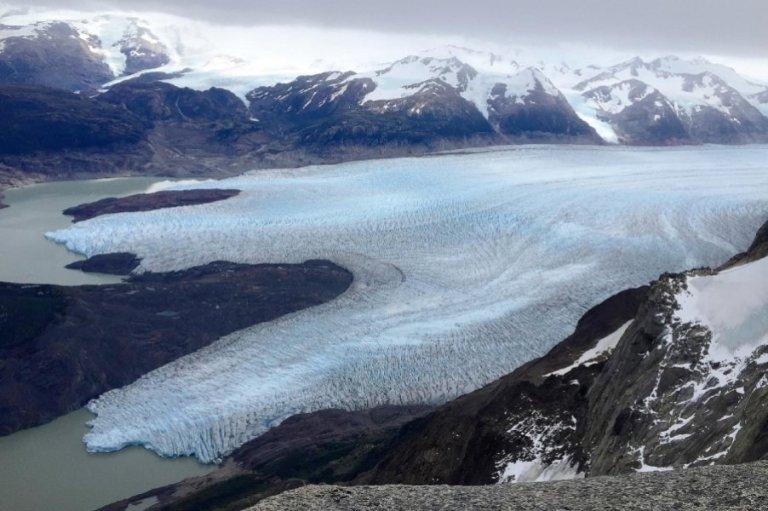Beware a glacier's tongue
