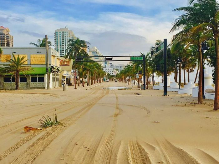 Miami Is A Mario Kart Track Now