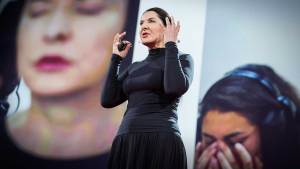 An Art Made of Trust, Vulnerability and Connection | Marina Abramović |