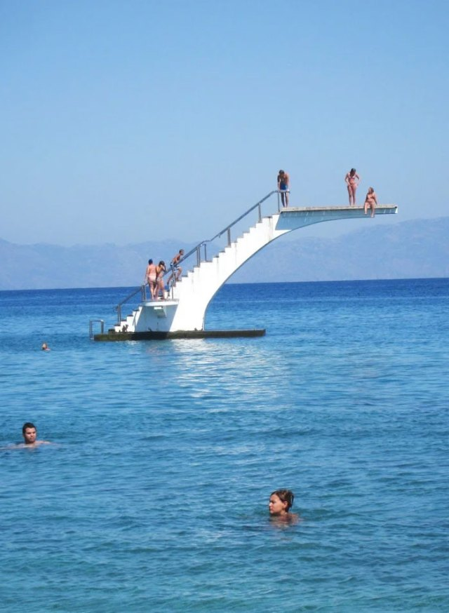Every Beach Should Have One Of These