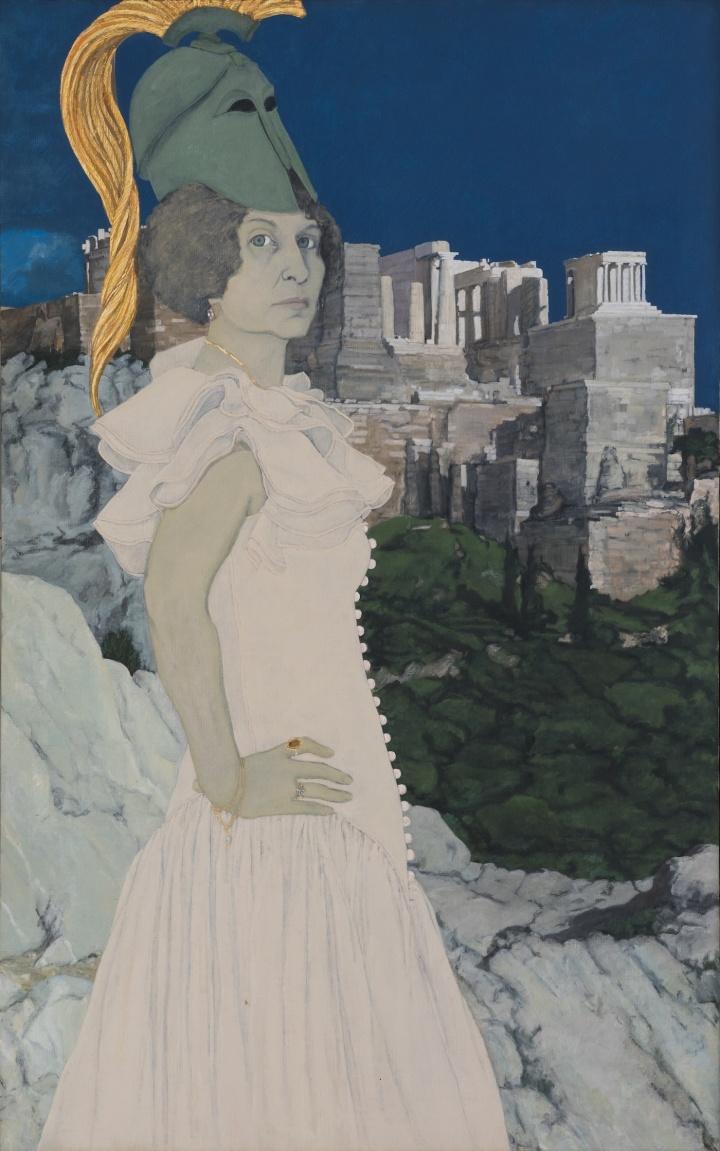 Two Women in a Man's Art World