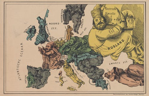 How national stereotypes killed the European dream of 19th century philosophers