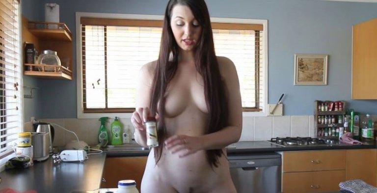 Jada Nude Muse Cooking Season 1 Episode 1