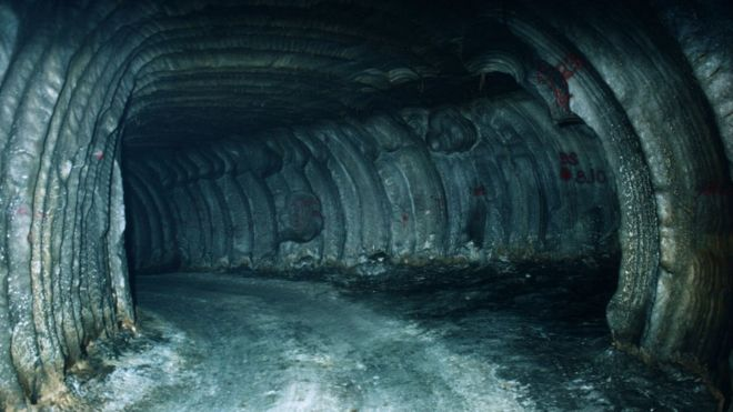 Why does the US hide oil underground?