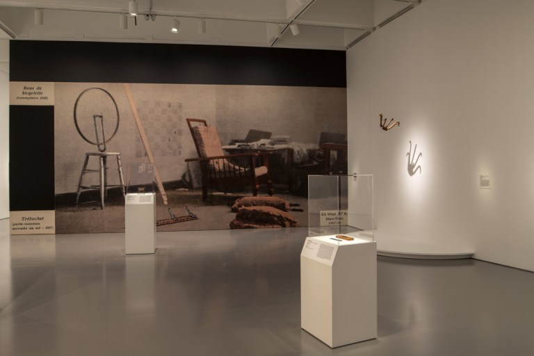 The Hirshhorn Shows Off Its New Duchamp Collection