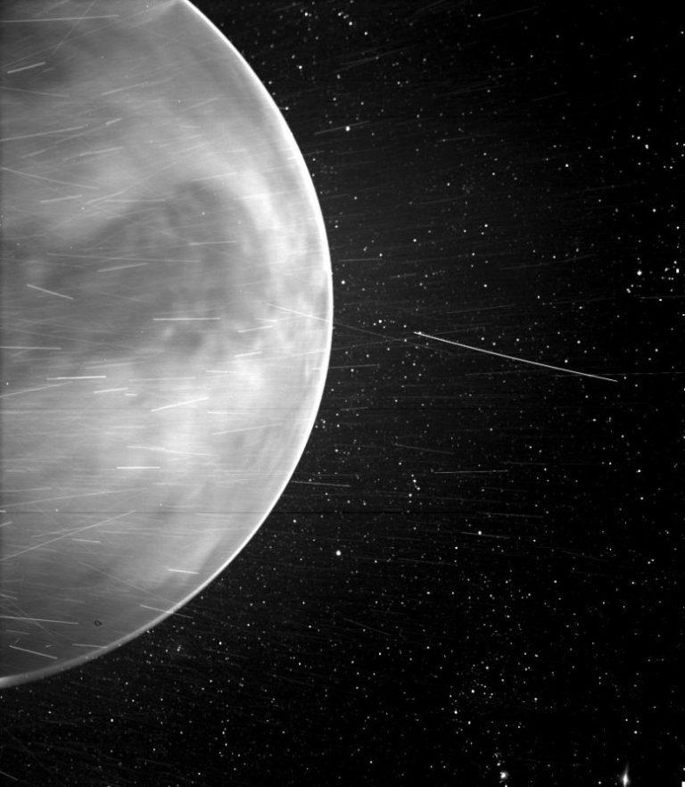 NASA's Parker Solar Probe Discovers Radio Signal in Venus' Atmosphere