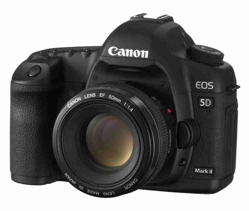 CANON 5d Mark II
