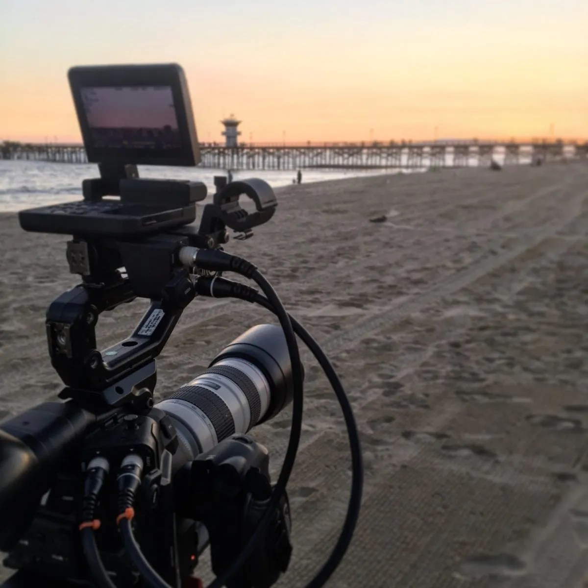 Beach So Cal Video Production c300