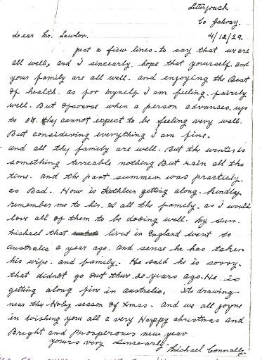 Buckheit letter 1