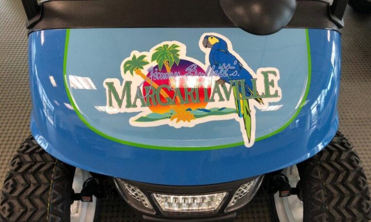 2013 Ez Go Rxv Electric Margaritaville New Used