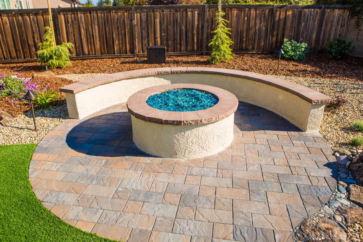 paver stone patios in folsom