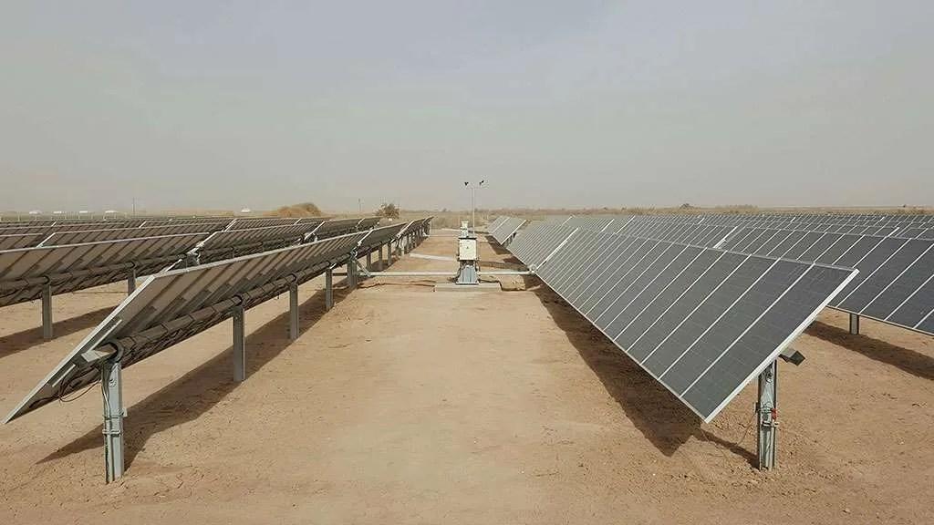 Calipatria Solar 270KW DC