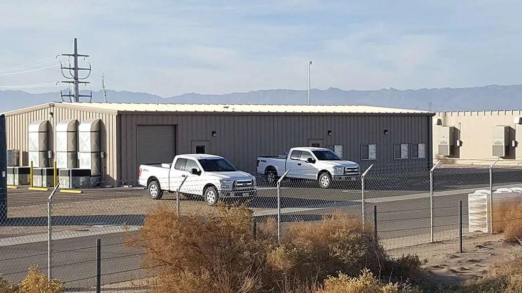 First Solar O&M Building