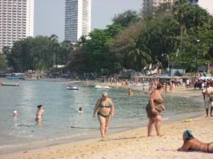 Babushkas-Bikini-Pattaya-beach-Thailand
