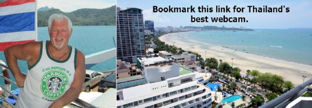 Pattaya-webcam-Thailand-beach-bikini