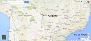 Santa Cruz-Bolivia-Brazil-Quijarro