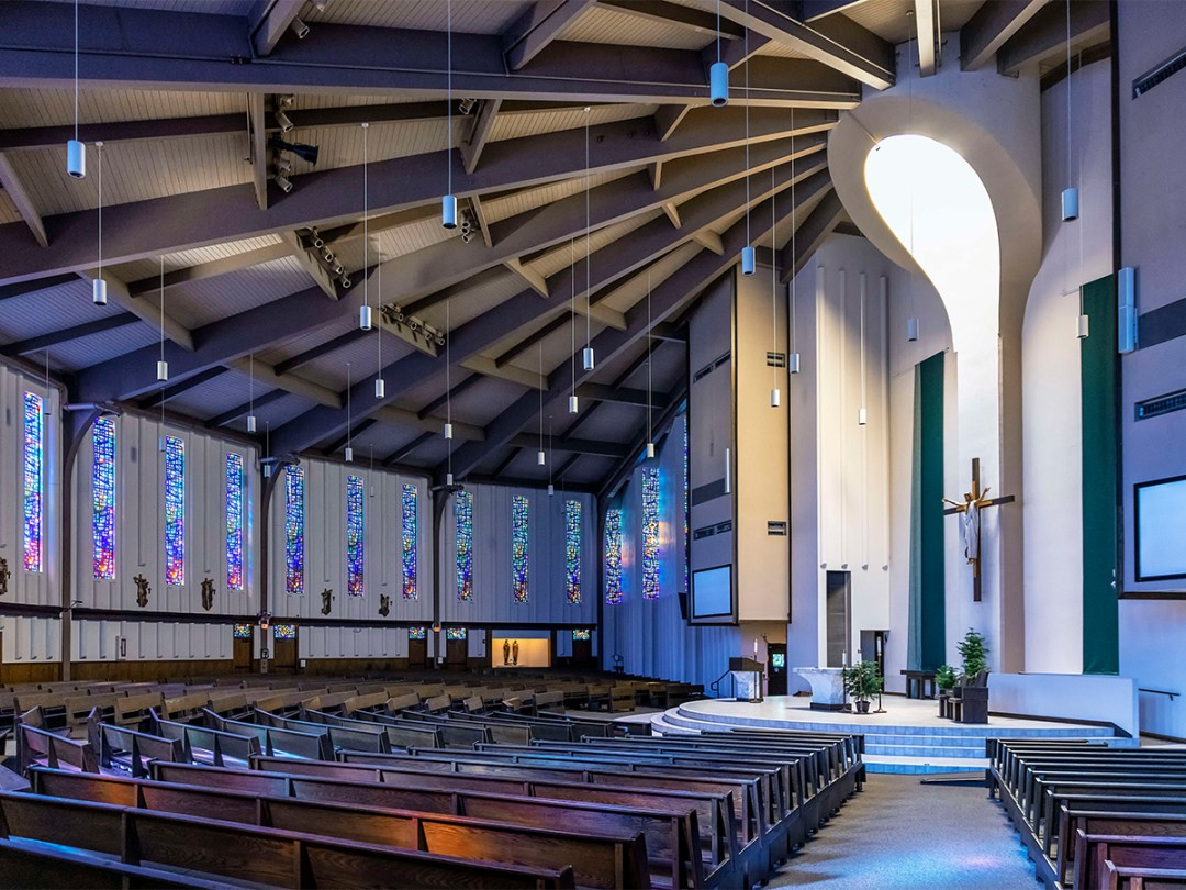 The Energy of Places of Worship
